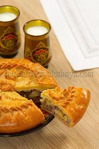 Башкирская кухня рецепты с фото